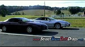 LS1 Camaro SS vs LT1 Camaro Z28 - YouTube