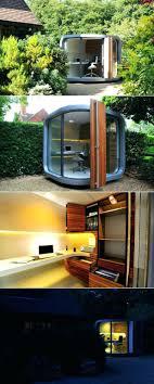 diy garden office plans. Extraordinary A Cool Outdoor Personal Office Ideas Design Backyard Plans Plants Diy Garden