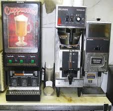 Modren Commercial Coffee Machine Makers With Grinder Inside Design Inspiration
