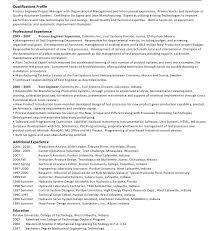 Emc Test Engineer Sample Resume New Emc Test Engineer Sample Resume Cia40india