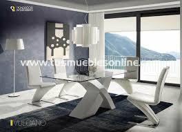 Delightful Mesa De Comedor Diseño Mod. Vulcano   Imagen 1