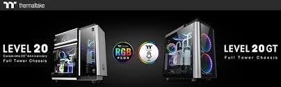 Computex 2018: корпуса <b>Thermaltake</b> Level 20 и экосистема TT ...