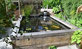 ravishing outdoor fish pond decorations architecture exterior on outdoor fish pond decorations