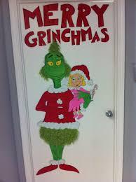 grinch christmas door decorating ideas. Exellent Ideas Lofty Grinch Christmas Door Decorations Decorating Ideas Contest For Front  On Grinch Door Decorations Inside R