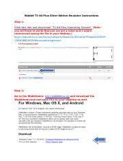 Alg Formula Chart Pdf Staar Staar Algebra I Reference