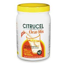 citrucel sugar free orange powder 32 oz