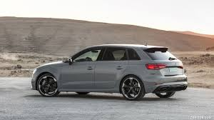 2018 audi grey. beautiful audi 2018 audi rs 3 sportback color nardo grey  rear threequarter wallpaper inside audi grey d