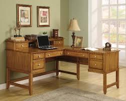 oak desks for home office. Oak Wood Home Office Writing Desk DMI Desks For