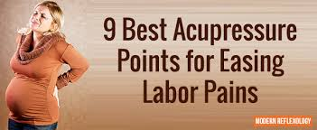 Labor Inducing Acupressure Chart 9 Effective Acupressure Points To Induce Labor And Delivery