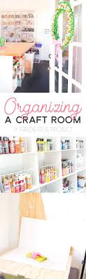 craft room office reveal bydawnnicolecom. Organizing The Craft Cottage Room Office Reveal Bydawnnicolecom