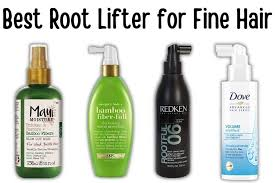 best root lifter for fine hair how to