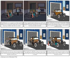 Watsons go to Burmingham project Storyboard por elijahmccollum