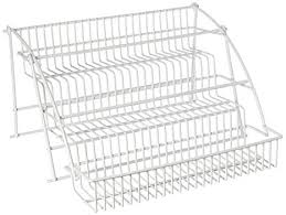 Rubbermaid Coated Wire In Cabinet Spice Rack Gorgeous Amazon Rubbermaid Pull Down Spice Rack White FG32RDWHT