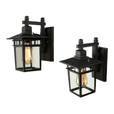 industrial vintage wall sconce with