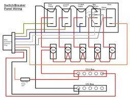 wiring diagram for boat switches the wiring diagram switch panel wiring page 1 iboats boating forums 457259 wiring diagram