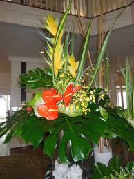 large scale hotel lobby floral arrangement large flower arrangements l67