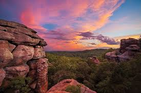 Garden of the gods camping illinois. Guide To Shawnee National Forest