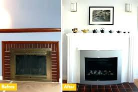 cost to convert wood burning fireplace to gas convert wood fireplace to gas convert wood fireplace