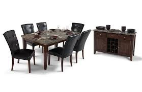bobs furniture dining room chairs dining room sets bobs furniture createfullcircle