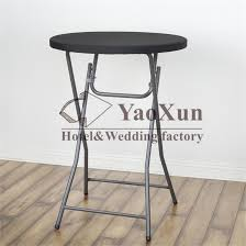 black color lycra spandex top cover for cocktail tables spring tablecloth table linen whole from yaoxun5825 114 38 dhgate com