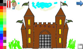 Small Picture Coloring Book House Castle Android Apps on Google Play