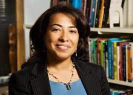 University of Illinois media scholar Isabel Molina-Guzmán says Judge Sonia Sotomayor, a Latina, is being held to a different standard of objectivity. - molina_isabel2_b