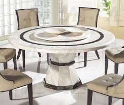 american eagle dt h38 beige marble top round dining table