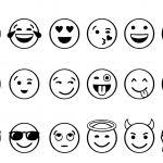 Express your emotions with these simple emoji coloring pages. Emoji Coloring Pages Coloring Pages For Kids