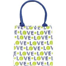 Rock Flower Paper Rockflowerpaper Tennis Love Itsy Bitsy Bag