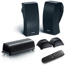 bose wireless outdoor speakers. bose 251 (black) outdoor expansion wireless package for lifestyle v35, v25 \u0026 235 speakers