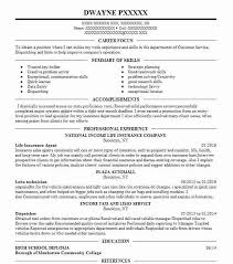 Life Insurance Agent Resume Example American Income Life