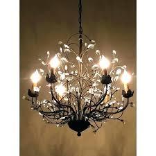 mini bronze crystal chandelier furniture crystal and bronze chandelier s oil rubbed mini chandeliers dark intended