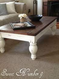 20 coffee table restoration ideas