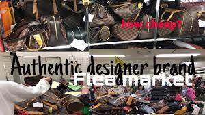 Flea Market Designer Handbags 2nd Hand Designers On Flea Market
