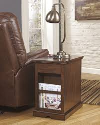 small chairside table. Ashley T127-565 Laflorn Chair Side End Table Small Chairside R