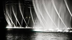 Burj Khalifa Light Show Timings The Dubai Fountain The Worlds Largest Choreographed