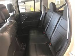 2017 jeep patriot sport leather seats sunroof