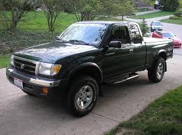1999 Toyota Tacoma - Information and photos - ZombieDrive