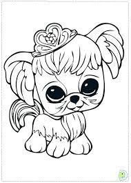 The Littlest Pet Shop Coloring Pages Trustbanksurinamecom