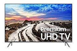 If you want a large and yet relatively affordable TV, then check out the Samsung UN82MU8000 TV. It is 82 inches supports an Ultra HD or 4k resolution. Top 10 Best 80-Inch TVs in 2019 - MerchDope