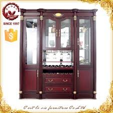 Living Room Display Cabinets Home Antique Whisky Wooden Wine Glass Display Cabinet Living Room