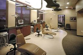 dental office interior. dental office interior f