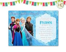 elsa birthday invitations 23 awesome frozen elsa birthday invitation card minifridgewithlock com