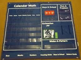 Lakeshore Learning Calendar Math Activity Program Brand New