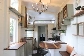 tiny house chicago. Absorbing Handcrafted Movement Tiny House Packs Into Square Feet Curbed In Chicago