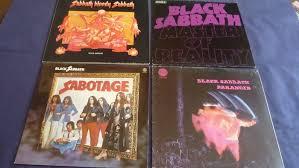 <b>Sabbath Bloody Sabbath</b> - <b>Sabotage</b> - Multiple titles
