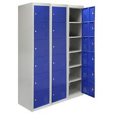 metal storage lockers. image is loading 3-x-steel-lockers-6-doors-lockable-metal- metal storage lockers i