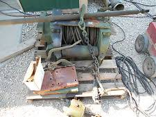 military winch 5 ton military truck winch kit for the m800 series garwood 20000lbs m813 m818