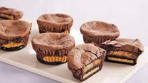 peanut butter cup brownies. Contemporary Peanut Peanut Butter Brownie Cups To Cup Brownies T