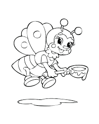 Bumble Bee Coloring Pictures Bumble Bee Coloring Pages Bumblebee
